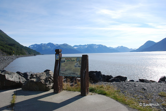 View of Turnagain Arm