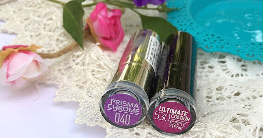 Two bold lipsticks from Catrice