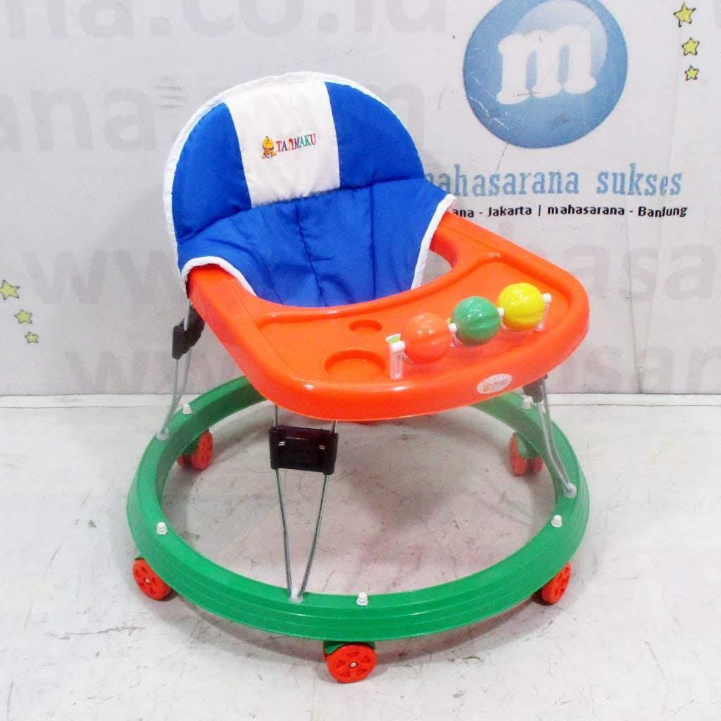 Swing Chair Mudah Covers For Hire Sydney Tokosarana Mahasarana Sukses Baby Walker Tajimaku