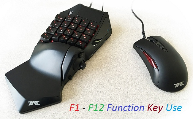 Computer Keyboard Ke Function Key F1 - F12 Ke Shortcuts Key