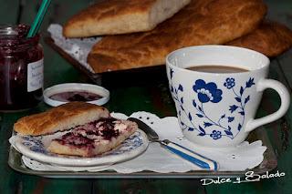 Pan de Yogur con el Método Tang Zhong sin Amasado