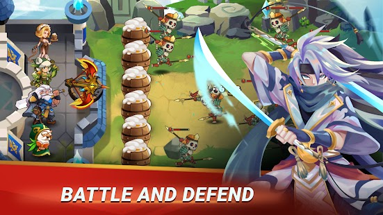 Castle Defender Premium Apk Free on Android Game Download