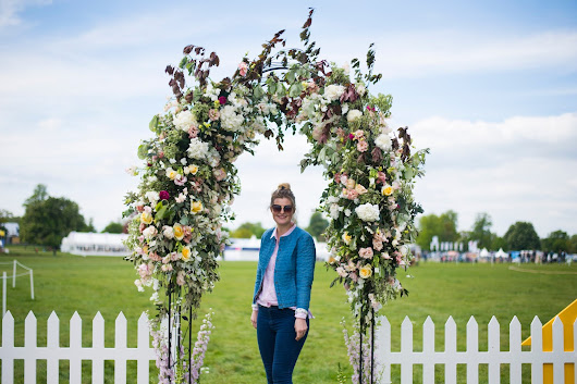 Badminton Horse trials with Joules