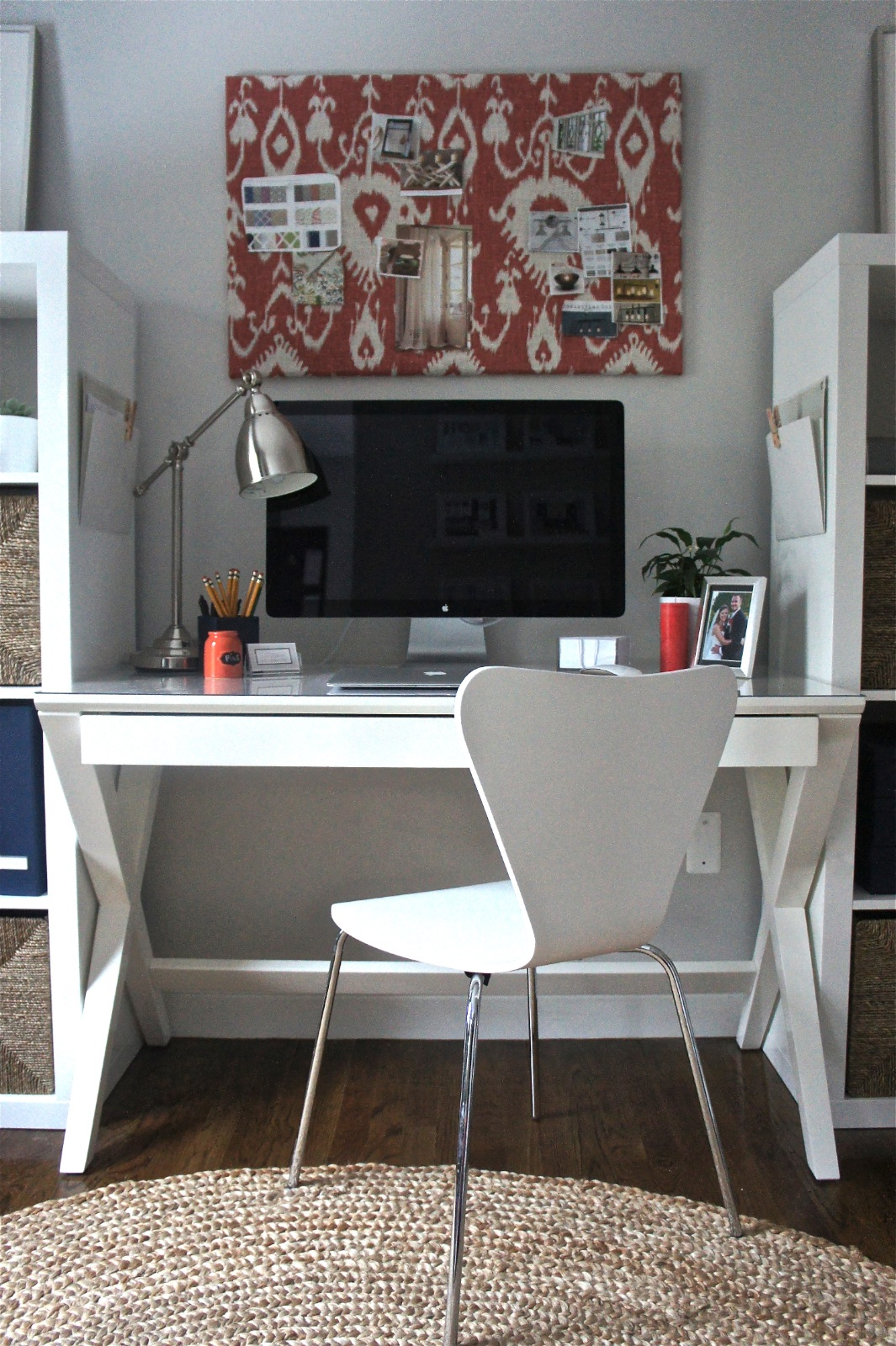 Home with Baxter Home Office Reveal