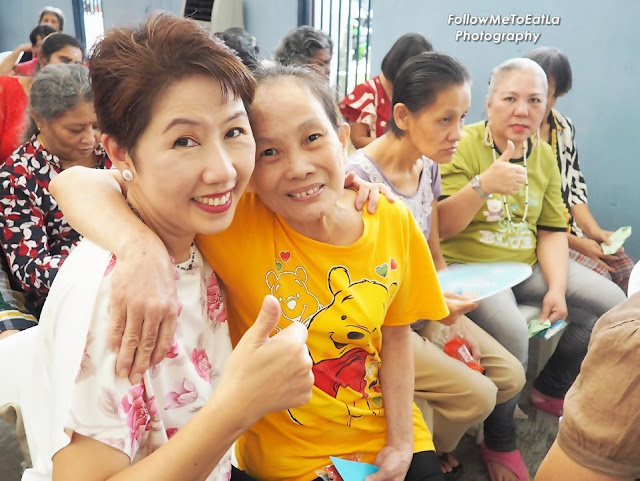 More Cheer, More Love, More Happiness To Residents Of PJ Caring Home