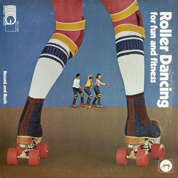 Vinylcise Roller Dancing Front 1979