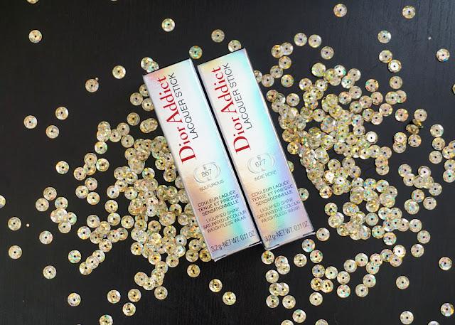 Dior Addict Lacquer Sticks