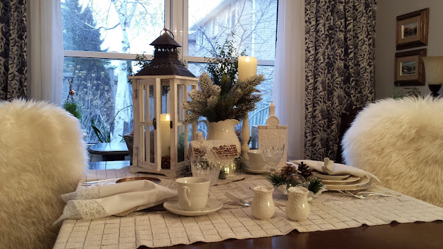 Set The Table - Cozy Winter Whites