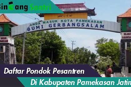 Daftar Pondok Pesantren Di Kabupaten Pamekasan