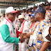 PDP convention: I would work with everyone and nobody, As  Wike, Secondus visit Bode George