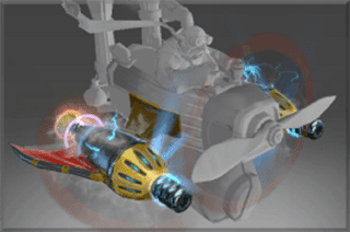 Gyrocopter - Atomic Ray Thrusters