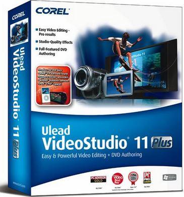 Ulead VideoStudio 11 Full Serial Key โปรแกรมตัดต่อวีดีโอฟรี