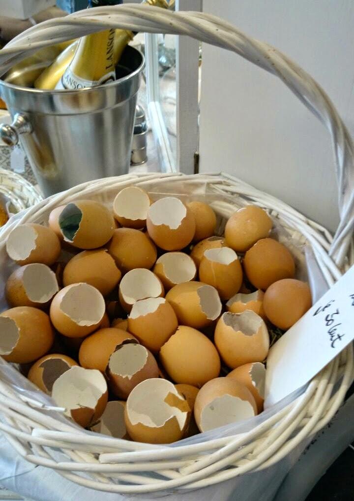 gusci di uova