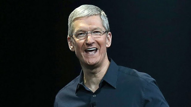 Tim Cook - MichellHilton.com