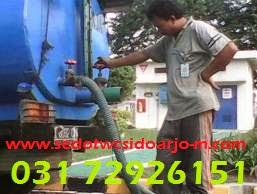 Jasa Tinja dan Sedot WC Lingkar Timur Call 085733557739