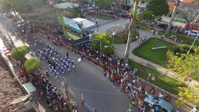 Resultado de imagem para desfile civico taquaritinga do norte