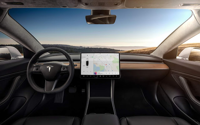 Tesla Model 3 vende mais do que o Ford Fusion