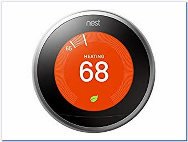 Refurbished nest learning thermostat