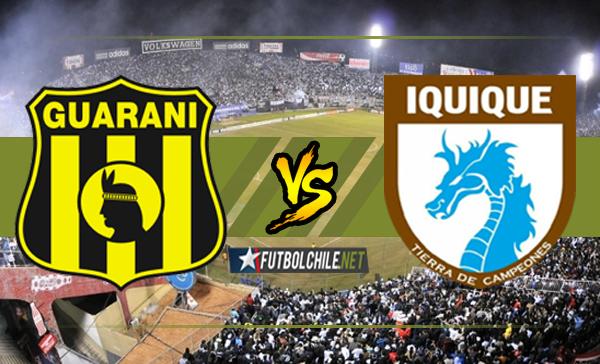 Guaraní vs Deportes Iquique