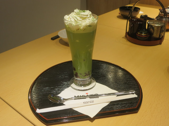 Matcha Ice Blended
