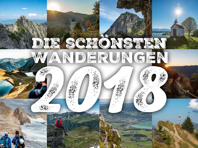 Die schönsten Wanderungen 2018 – Unser Top-Ten Ranking zum Nachwandern  Der schönste Wanderweg  Best Mountain Artists 01