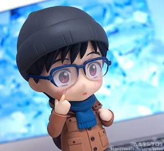 Nendoroid de Yuki Katsuki Casual ver. de Yuri!! on ICE - Good Smile Company