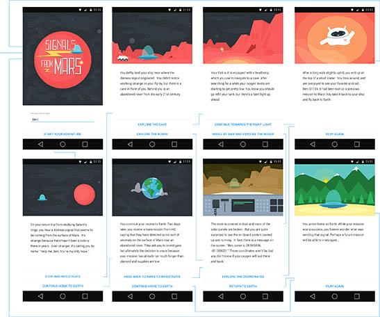 design hasil jadi aplikasi yang ingin di buat