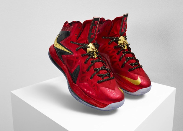 """e0d92a46f95 NWK to MIA  NIKE LEBRON X """"CHAMPIONSHIP"""" PACK SET TO LAUNCH IN CHINA"""
