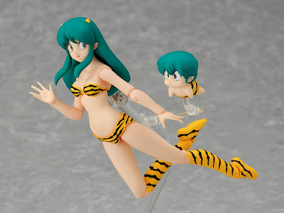 Figma Lamu Ten action figure