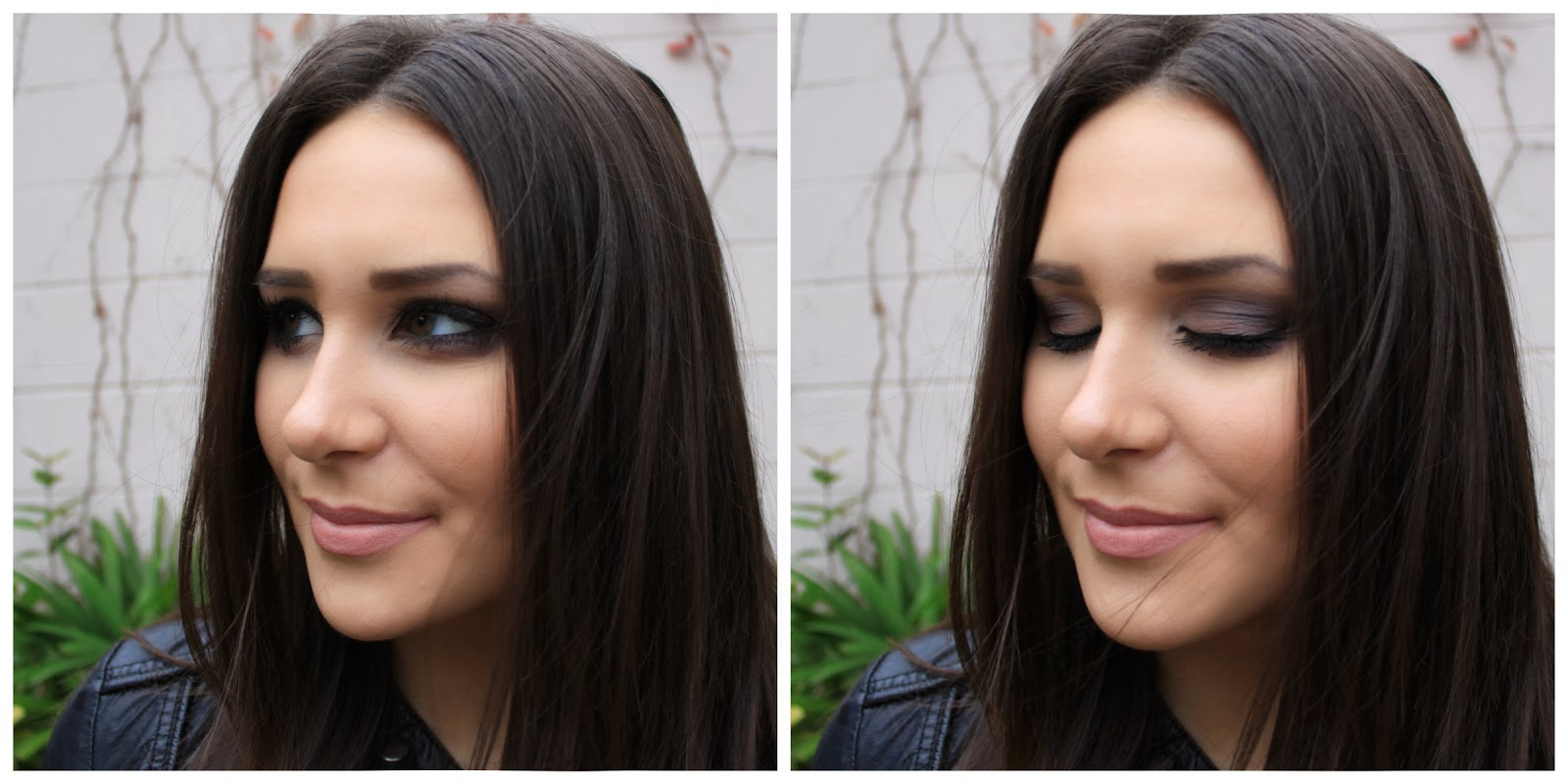 Beauty blogger Mash Elle shares an easy night time smokey eye using Urban Decay's Naked 3 palette