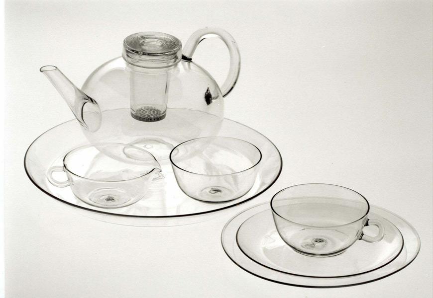 Alfies Antique Market: Wilhelm Wagenfeld for Jenaer Glas