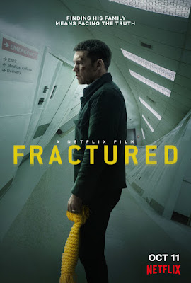 Fractured 2019 Poster