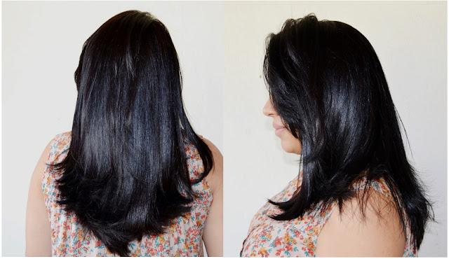 reconstruir cabelo em 3 minutos