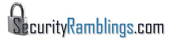 SecurityRamblings.com