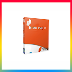 License Nitro Pro 12.12 PDF Edit, Convert, Reader, Viewer Lifetime Activation