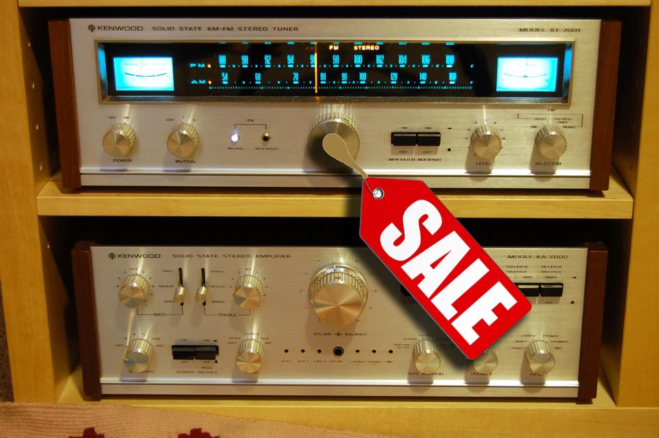 HiFi Collector: Where do you buy your vintage audio?
