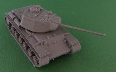 KV-85 Tank picture 2