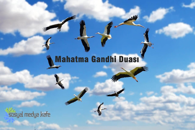 Mahatma Gandhi Duası