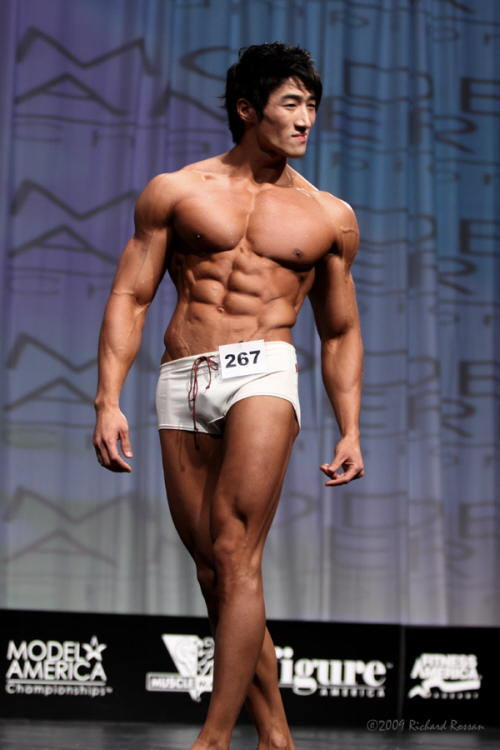 Male Muscle Models