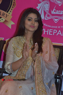 Actress Sneha Pos at V Care Graduation Ceremony  0018.JPG