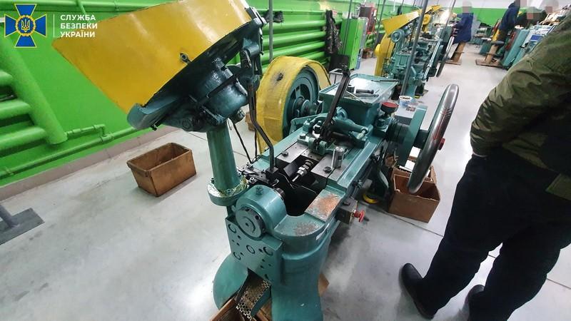 СБУ виявила що відкрита Аваковим лінія з виробництва боєприпасів фейк