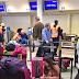 Cancelación y demoras en vuelos de LAN en Aeroparque por una asamblea gremial