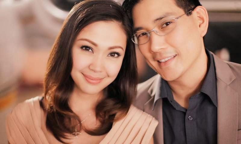 Jodi Sta. Maria and Richard Yap