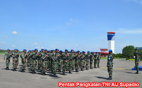 Photo courtesy Pangkalan TNI AU Supadio