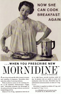 Mornidine - Now she can cook breakfast again