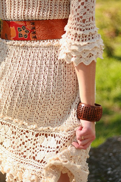 Little Treasures 60 Crochet Dresses Free Patterns And Charts Delectable Crochet Dress Patterns