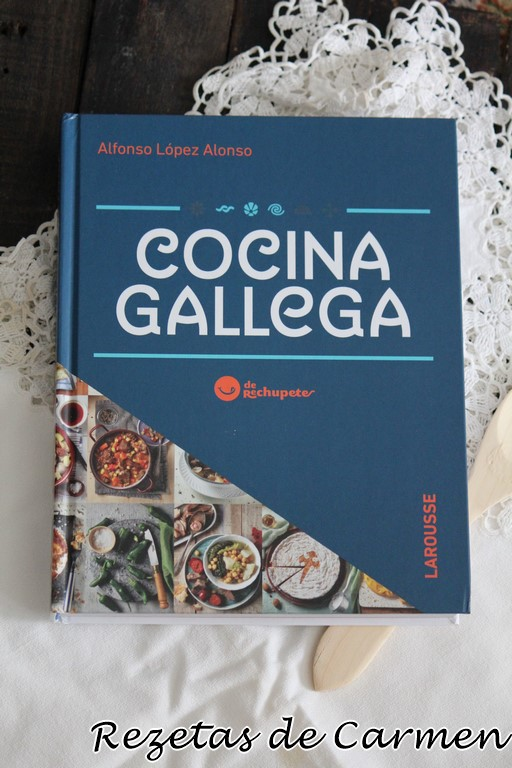 Cocina Gallega, Alfonso López, de Rechupete.