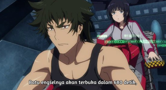 Download Anime Kuromukuro Episode 26 Subtitle Indonesia Final