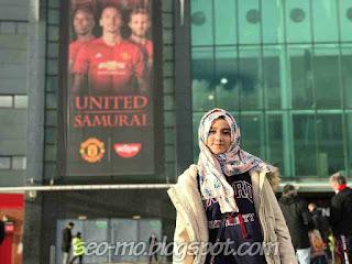 Foto Baru Wirda Mansur - Anak Ust. Yusuf Mansur