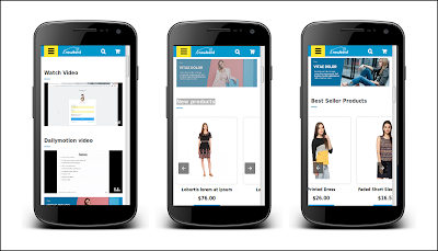 Prestashop Accelerated Mobile Pages Addon